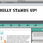 Recent Web Collaborations: IDA & Philly Stands Up